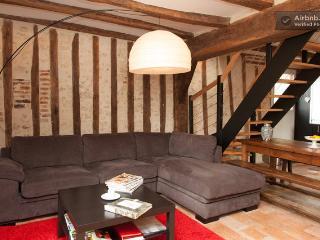 Au coeur des chateaux  Le Balcon De Leonard, Amboise