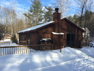 Ludlow Cabin Near Okemo Ski Lodge