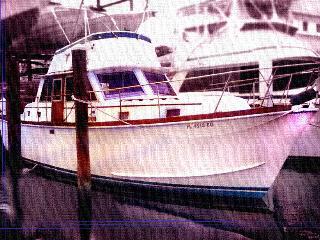 Dockside Gangplank a Classic Boatel