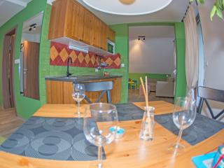 Apartments Helena*** new - app.no.5; mountain view, Kranjska Gora