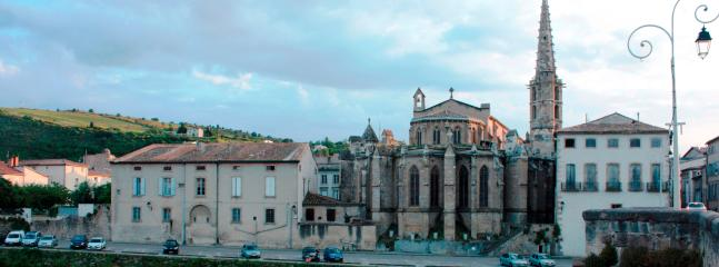 Explore the historical sights of Limoux and nearby villages