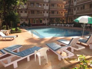 HIGHLAND BEACH RESORT CANDOLIM GOA 2BDRM POOLVIEWS, Candolim
