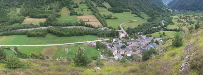 panoramique du village