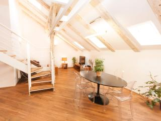 Kozna Loft 5BR, 3BA Penthouse Old Town apartment, Prague