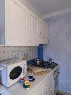Casa Teresa, kitchen