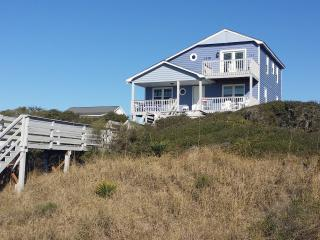 OCEANFRONT! Oak Island, NC, 5BR, Sleeps 12
