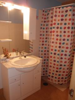 Baño apartamento 2 plazas