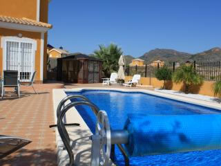 Luxury Private 3 Bed Villa with Large Pool/Garden, Mazarron