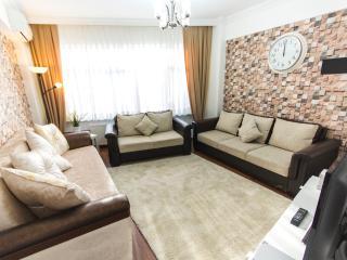 2 yatak odalı lüks daire yakın Taksim ve Şişli, Istanbul