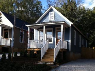 Cozy 1BR Shotgun House Downtown