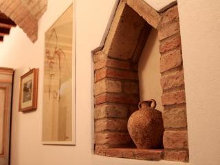 il pozzo, San Gimignano
