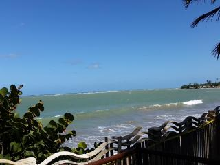 Amazing location Beach apartment in Loiza