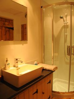 En-suite bathroom in Loft bedroom