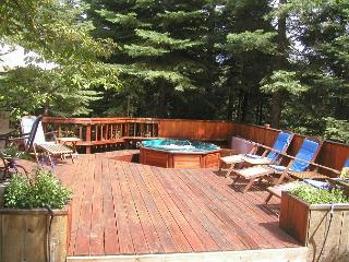 Laurel's Getaway - Remodeled 3 BR w/ Hot Tub, Walk to Lake & Restaurants, Tahoe Vista