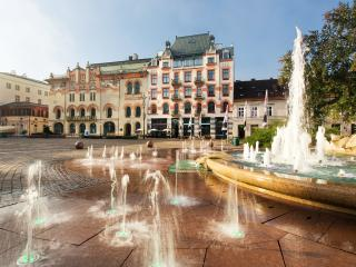 Antique Apartments, Cracovia