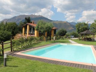 Villa Barsellotti, Bagni Di Lucca