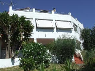 Country Villa apartments - sleeps 11- Sea views, Peloponeso
