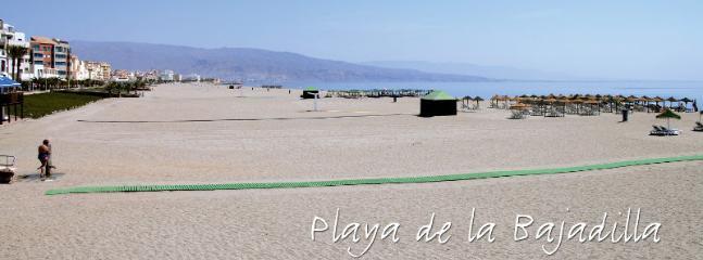 Playas de Aguadulce