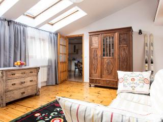 Cozy Old Town Apartment, Cracovia