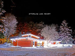 Afterglow Lake Resort Cabins 3 & 4