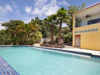 KISMET...beautiful contemporary villa with gorgeous views of Orient Bay