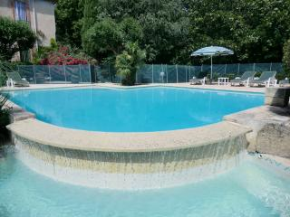 Demeure de vacances - parc - piscine exceptionnelle à débordement -près plages