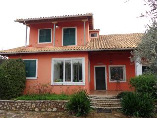 Luxury charming house in Lefkada