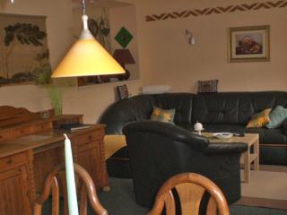 Vacation Apartment in Bleicherode - 1076 sqft, comfortable, quiet, friendly (# 5563), Treseburg