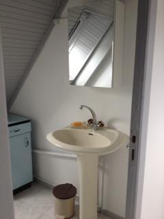 cabinet de toilette étage