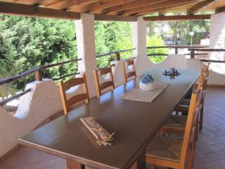 Villa Malva 300 m sandy beach, 6BR, 4BA, AIRCO