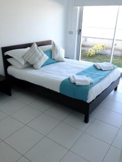 Main double bedroom with luxury en suite