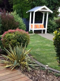 Sit & Relax,read a book the beautiful gardens