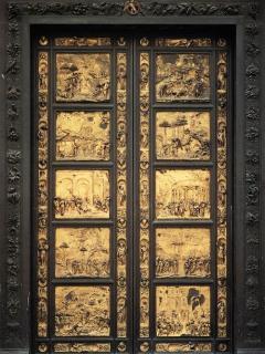 Porta d'oro del Battistero