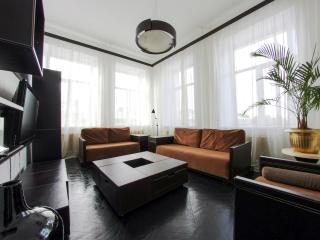 Tree room apartment for rent by day at Liteiny 38, San Petersburgo