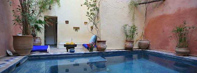 riad de charme, Marrakech