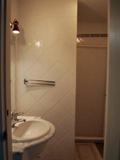 Cuarto de baño/ Bathroom.