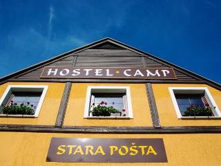 Hostel & Camp Stara pošta Jezersko, Zgornje Jezersko