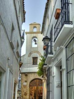 Street View of Marbella Old Town