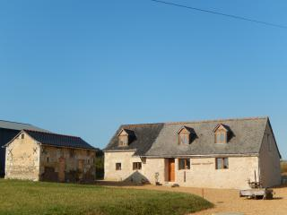 Beautiful renovated spacious barn in rural Loire Valley
