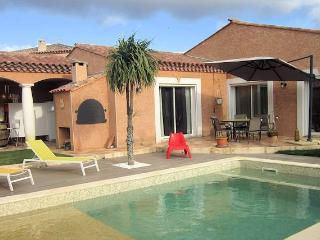 France villa rentals, Lieuran les Beziers, Béziers