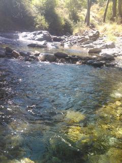 rio genil junto al cortijo