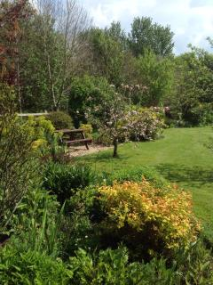 Our gardens for guests to enjoy