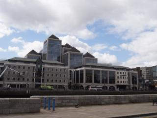 Custom House Squar, Dublin