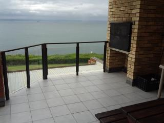 Closer to the see you cannot get, Mossel Bay