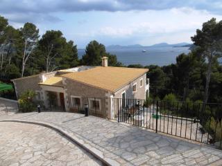 Preciosa villa en Formentor