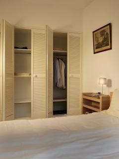 Wardrobe in Master Bedroom