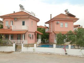 2 villas, Dalyan