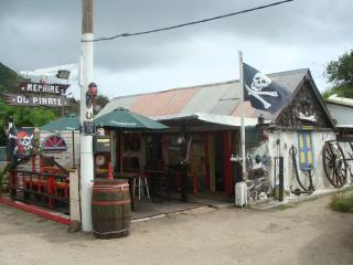 Le Repaire du Pirate, Grand Case