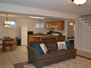 Spacious Basement Apartment for Short Term Rental, Lynchburg