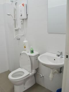 Toilet/washroom - Bedroom 2,3,4